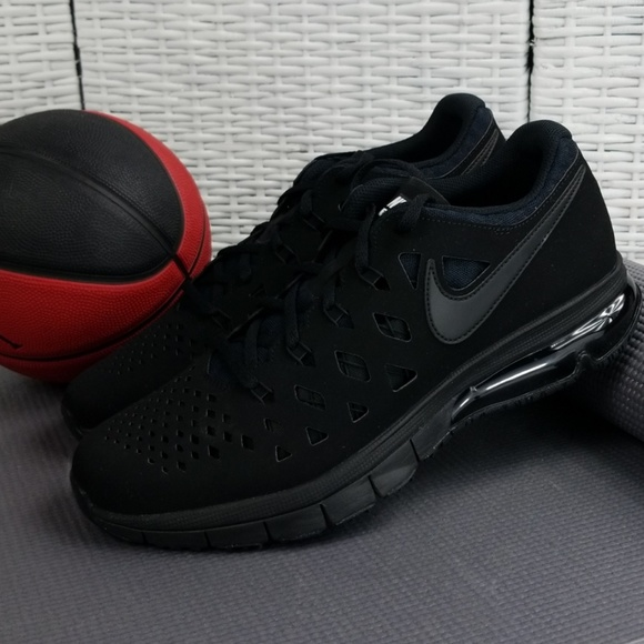 8f37a3201a8bbb NIKE Mens Air Trainer 180 Synthetic Cross-Trainers